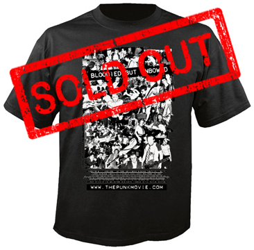 t-shrt sold out